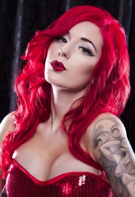 26 Cortes De Pelo Rojo Sexy 2013-07