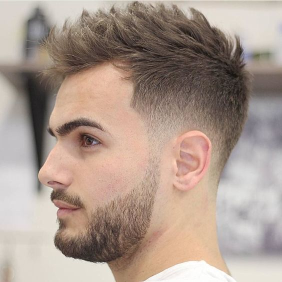 Cortes de cabello para hombres elegantes 2016