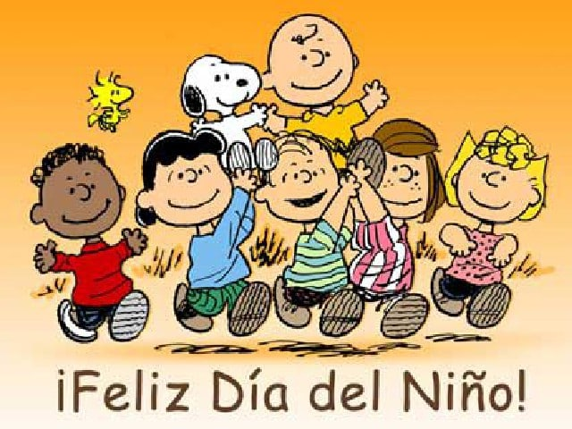 Feliz Día Del Niño Imágenes Videos Frases Y Gifs Para