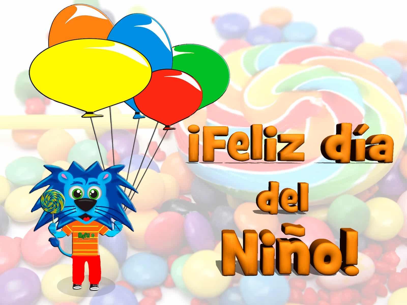 Feliz Día del Niño Imágenes b67bb52a577