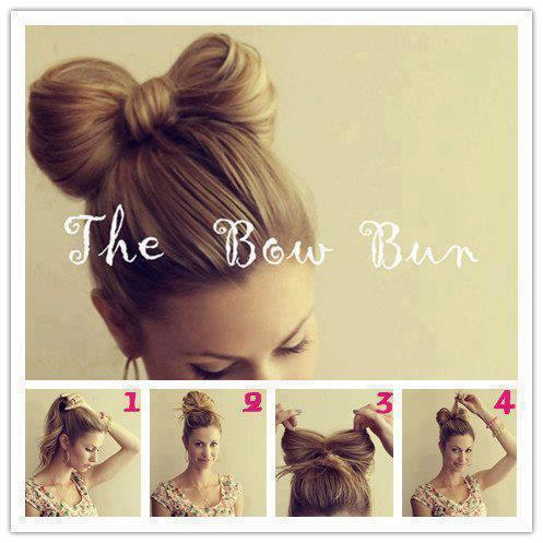 Peinados bonitos y faciles