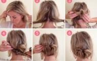 Peinados para cabello corto fotos