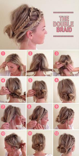 Hairstyles for short hair pictures