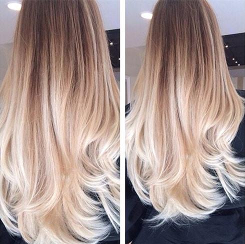 Balayage balayage_blonde