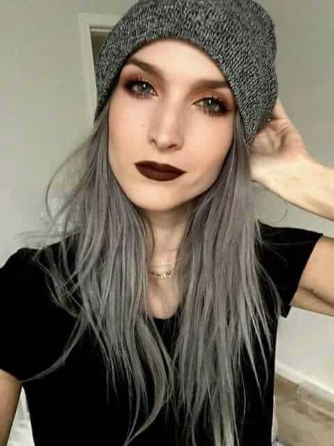 cabello-gris