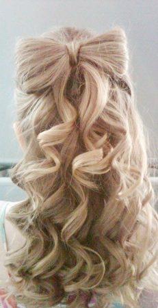 cabello ondulado monos