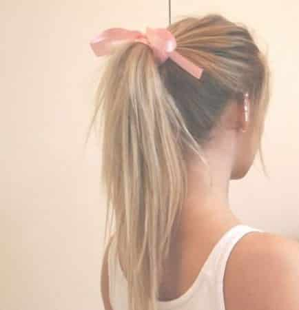 girl hairstyle