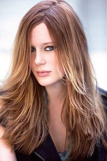 Cortes de cabello de mujer cabello largo