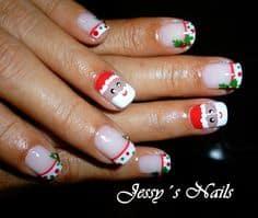 decoracion-unas-navidad