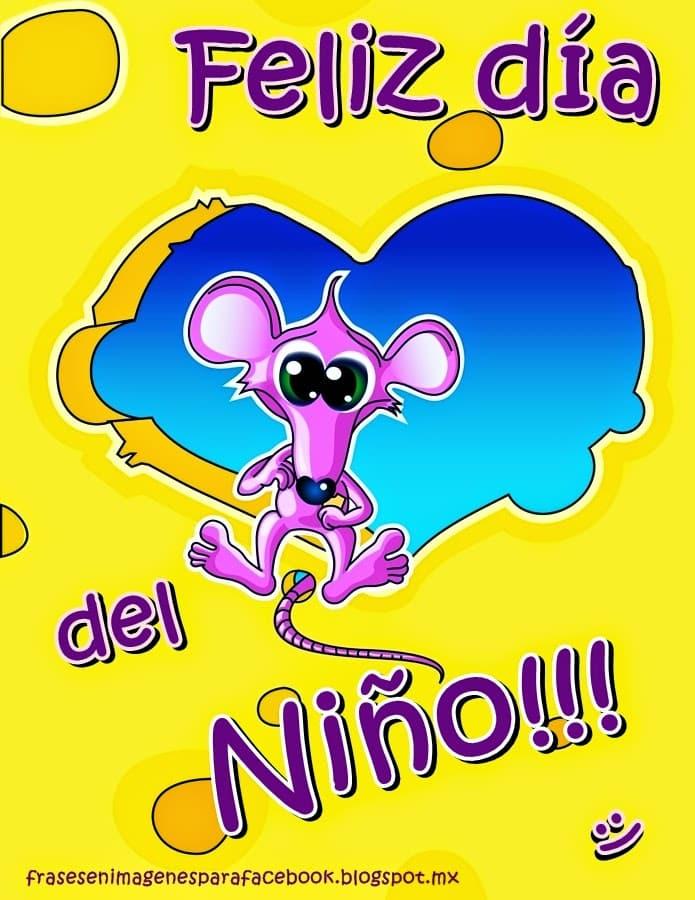 Feliz Dia Del Nino Imagenes Videos Frases Y Gifs Para Compartir