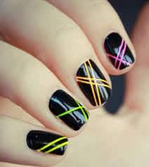diseños,de,uñas,fluo