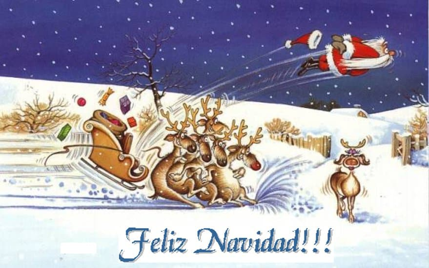 Felicitaciones De Navidad Risas.107 Felicitaciones De Navidad Para Compartir Y Felicitar