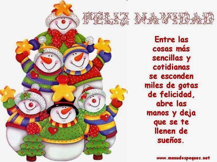 Imagenes Graciosas Para Felicitar Navidad.107 Felicitaciones De Navidad Para Compartir Y Felicitar