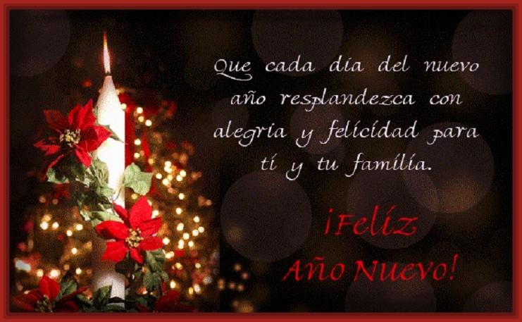 Frases Para Felicitar Las Fiestas De Navidad Y Ano Nuevo.107 Felicitaciones De Navidad Para Compartir Y Felicitar
