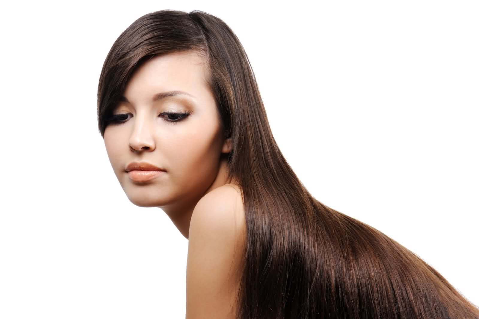 Entradas de cabello en mujeres