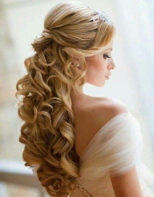 37 Ideas de Peinados para Cabello Largo Fciles Rpidos y Elegantes