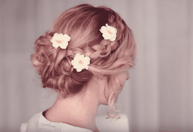 Peinados Para La Quinceanera En Su Cumpleanos De 15 Anos