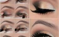 maquillaje-en-tonos-dorados-neutros