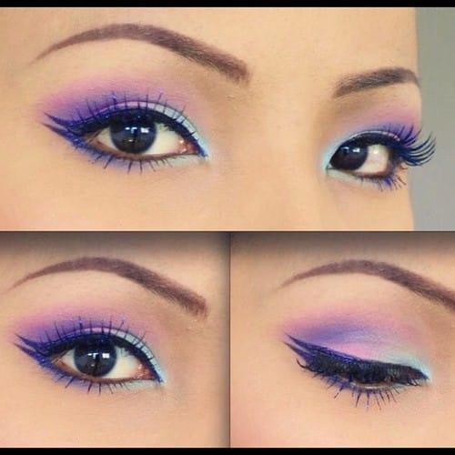 imagenes d maquillaje para ojos