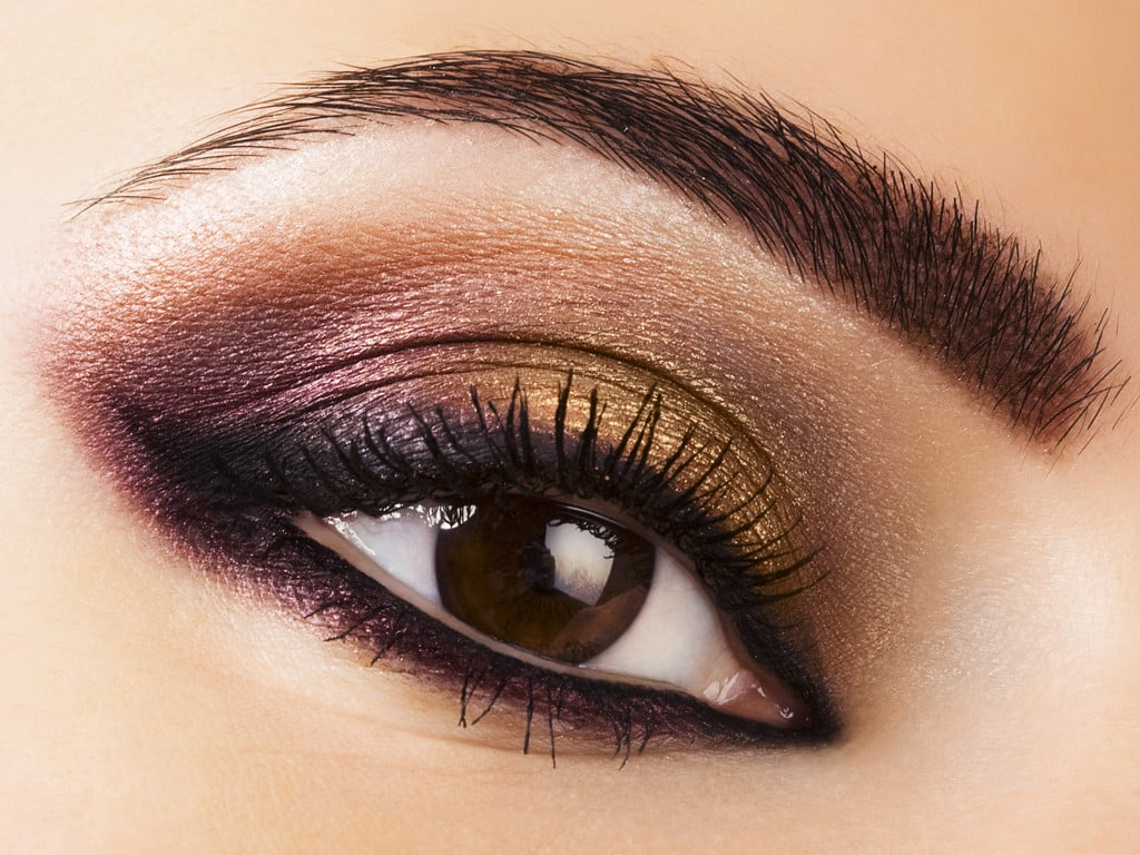 maquillaje de ojos imagenes