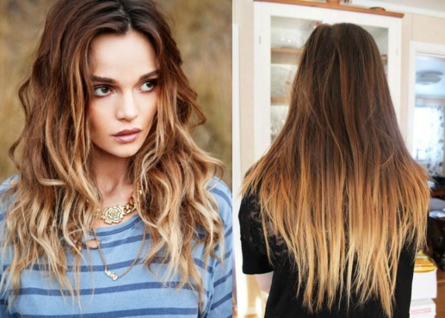 mechas californianas paso a paso 30 tendencias 2018 2019