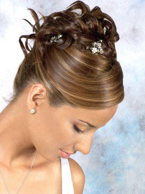 Peinados para la quincea era en su cumplea os de 15 a os - Peinados de novia actuales ...
