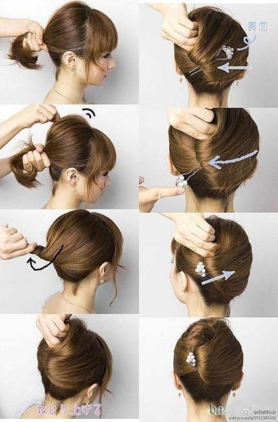 Peinados de monos con pelo corto