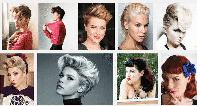 hairstyle-short-rockabilly-women