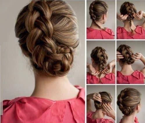 Tendencias De Peinados Faciles Rapidos Y Elegantes 2019 2020