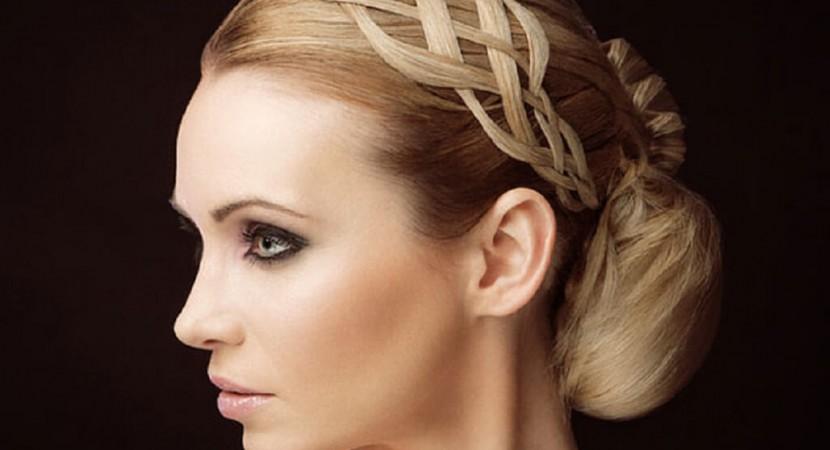 Peinados para fiestas de noche con trenzas - Peinados bonitos para ninas ...
