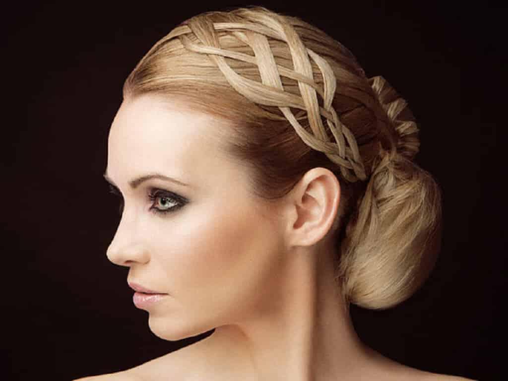 Peinados para todo el a o f ciles bonitos y rapidos for Imagenes semirecogidos