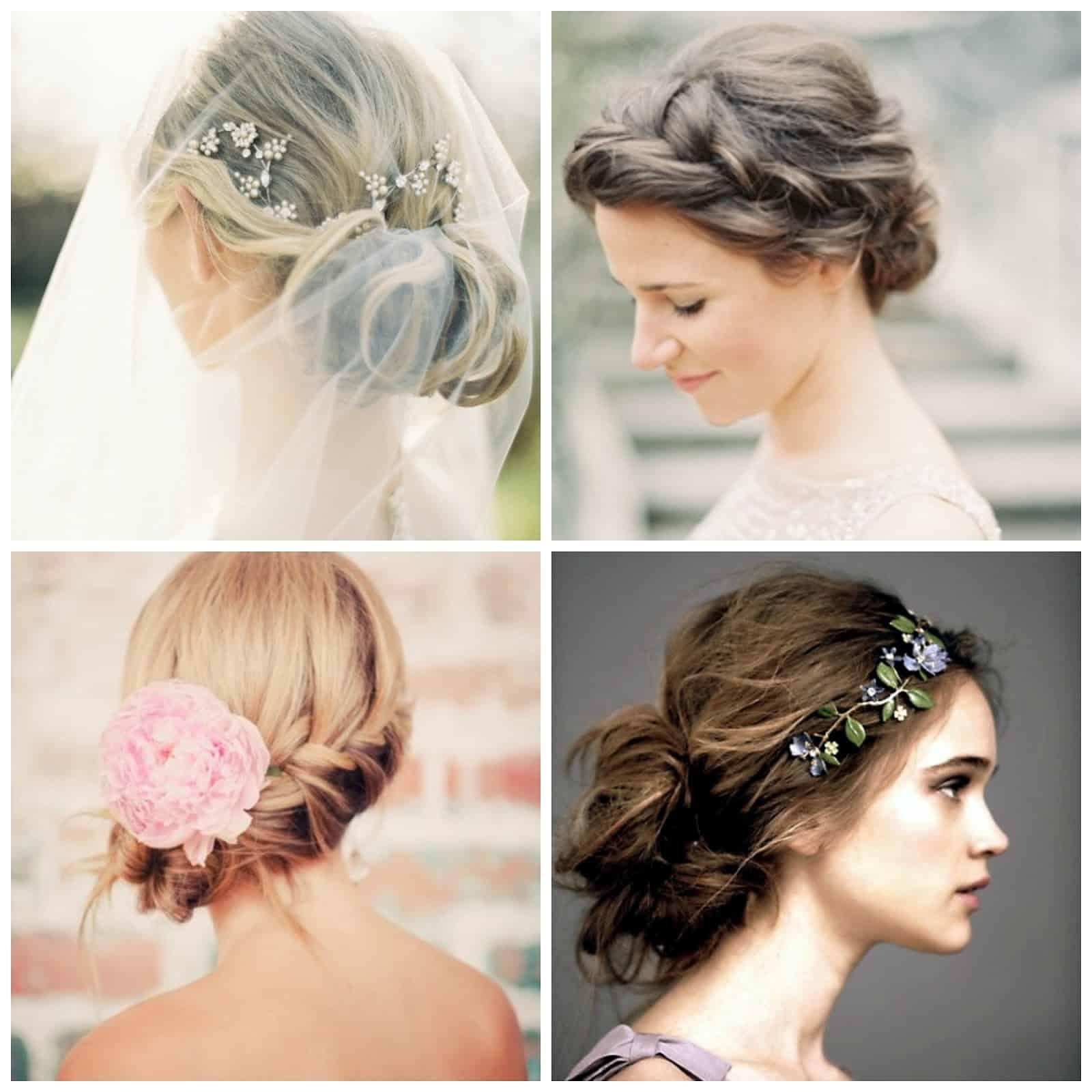 Peinados para boda 2019 f ciles paso a paso para novia e - Peinados elegantes para una boda ...