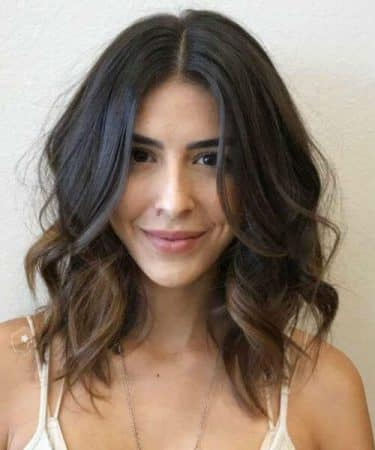 hairstyles with smoothed waves