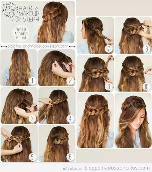 hairstyles-with-braids-and-loose-hair-for-teenage-step-by-step