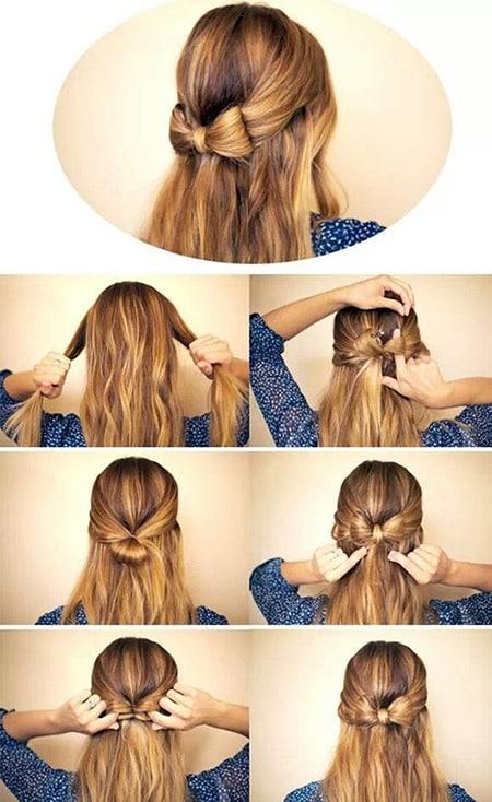 peinados faciles 2 - Peinados Fciles
