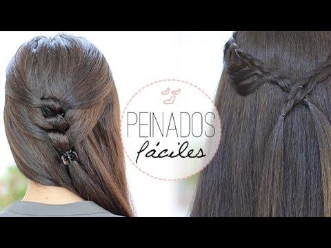 Peinados Faciles Bonitos