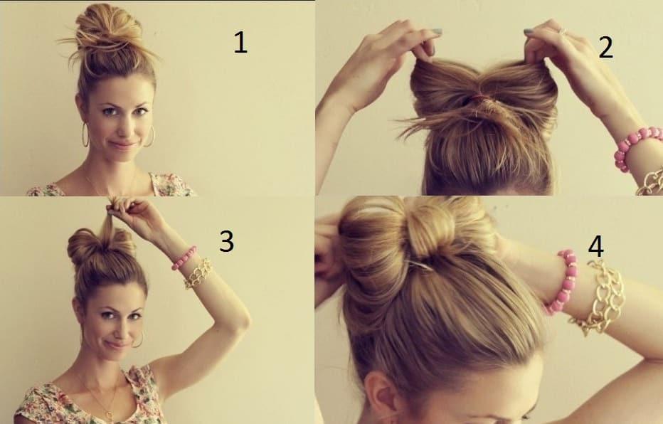Peinados faciles y bonitos paso a paso
