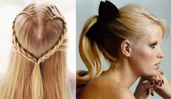 30 Ultimas Tendencias Con Peinados De Moda Faciles Mujeres Femeninas