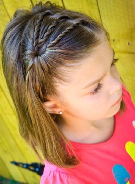 Peinados Para Ninas Faciles Rapidos Y Bonitos 2019 2020