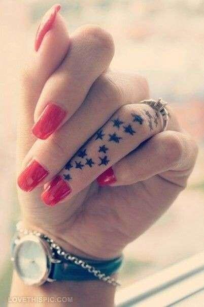 Tatuajes Para Mujeres En La Mano Pequenos Y Con Su Significado