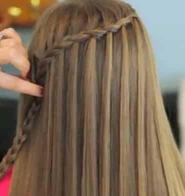 Videos de peinados faciles de cascada