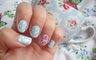 hermosas uñas pintadas