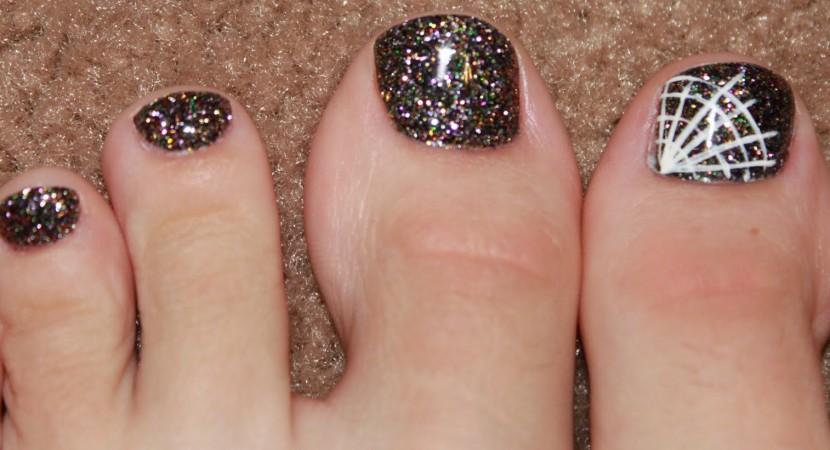 7 diseños de uñas para pies para estar mas linda