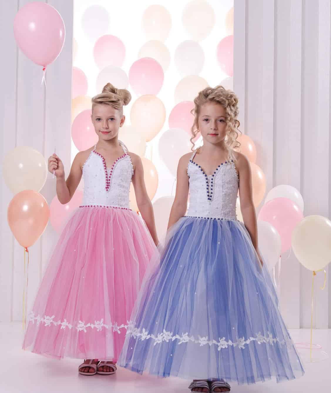 5ef269139 47 Vestidos de Niñas para Fiesta y Boda Elegantes, Bonitos y Modernos