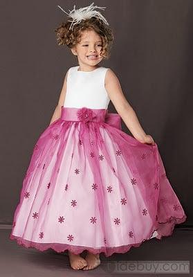 Alquiler vestidos fiesta para nina