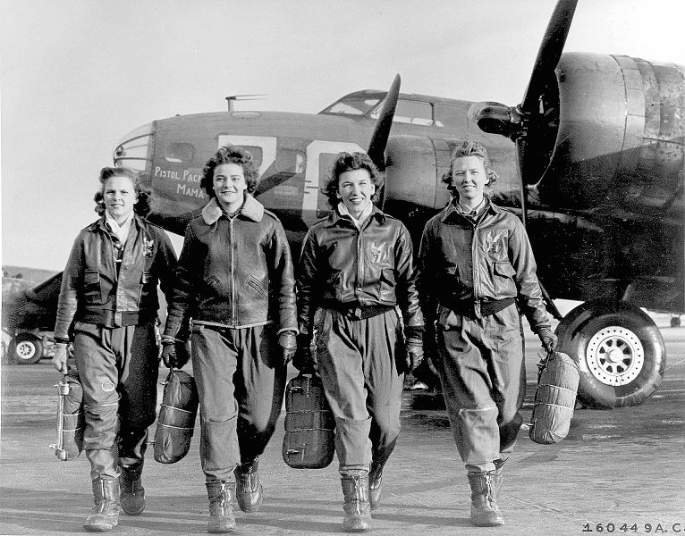 8-pilotos aviones mujeres
