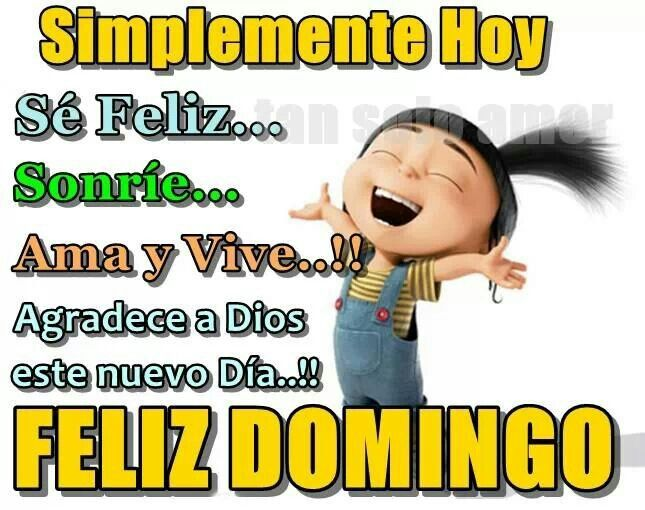 Feliz domingo Good Morning, Linda Imagenes