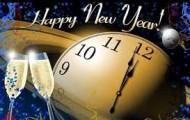feliz año nuevo doce de la noche
