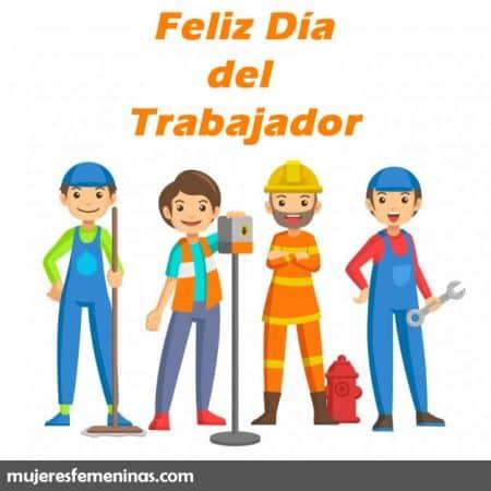 feliz dia del trabajador mensajes
