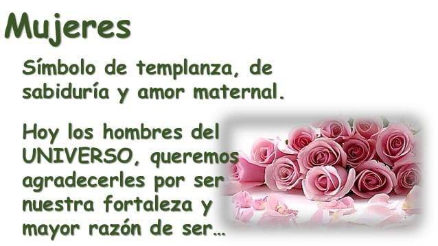 Feliz Día de la Mujer【FRASES y MENSAJES】- Mujeres Femeninas